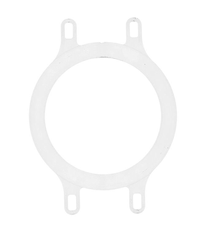 80mm belt support plate